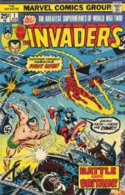 Invaders Comics (1975 Series)